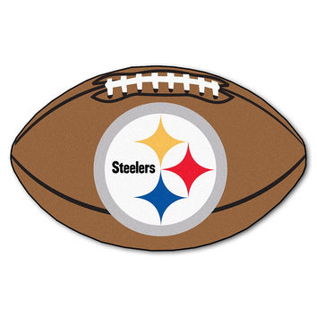 Pittsburgh Steelers NFL Football Floor Mat (22x35)