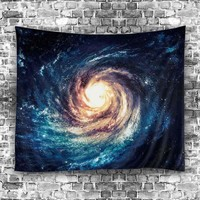 Space Swirl Tapestry, 60x51in