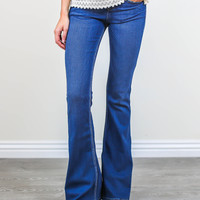 Claude Wide Leg Denim