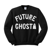 Future Ghost Crewneck Sweatshirt