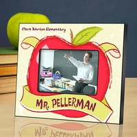 Teacher Picture Frame - The Big Apple
