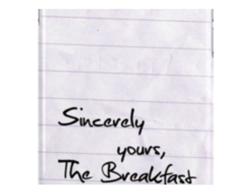Sincerely yours, The Breakfast Club iPhone Cases & Skins