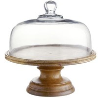 Isla Cake Stand & Dome - Large
