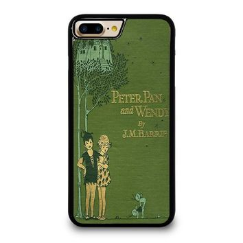 PETER PAN AND WENDY iPhone 4/4S 5/5S/SE 5C 6/6S 7 8 Plus X Case