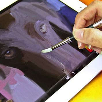 BrushPen for iPhone and iPad