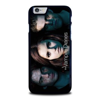 the vampire diaries iphone 6 6s case cover  number 1