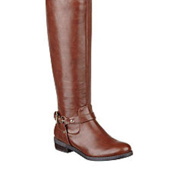 Tommy Hilfiger Dorian Boot - Wide Calf Available - Belk.com