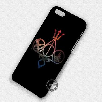 All Fandom Logo Galaxy - iPhone 7 6 Plus 5c 5s SE Cases & Covers #movie #HarryPotter