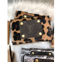 LV Card Holders Assorted Colors