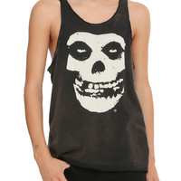 Iron Fist Misfits Fiend Skull Tank Top