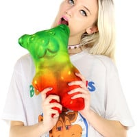 GUMMY BEAR PLUSH