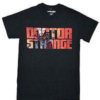 Marvel Doctor Strange Inside Logo T-shirt