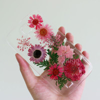 Rose iphone 6 case iPhone 5s case Real Pressed Flower iphone 6 plus case iphone 4s 5 5s 5c case samsung galaxy s3 s4 s5 note 2 note 3 case