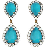 Loren Hope Abba Earrings- Lagoon