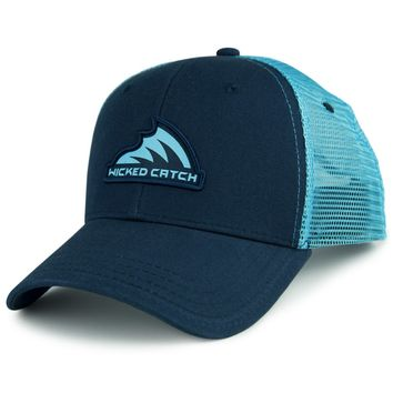 Iconic Patch Trucker Hat [N/CAR]
