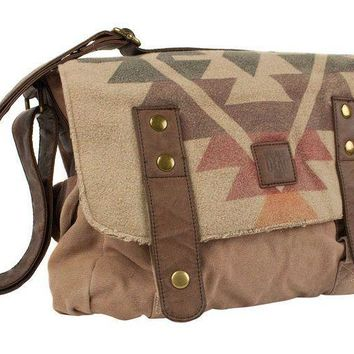 The Walking Dead Daryl Dixon Poncho Messenger Bag
