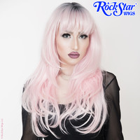 RockStar Wigs® Uptown Girl™ Collection - Central Pink West