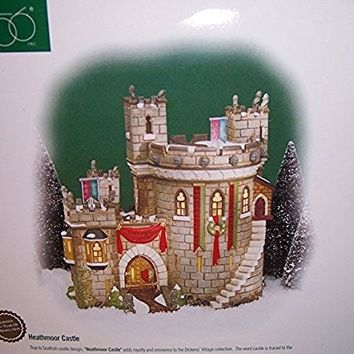 "Department 56 ""Heathmoor Castle"" Dickens Village"