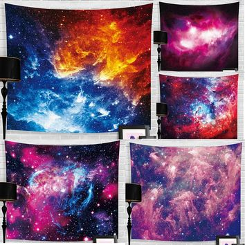 Beautiful Galaxy Nebula Tapestries or Bedspread