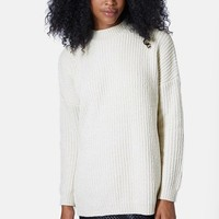 Women's Topshop Slouchy Chenille Sweater