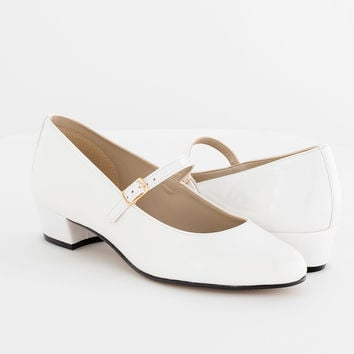 American Apparel - Mary Jane Pump Patent Shoe