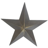 Black 5-Point Tin Star | Shop Hobby Lobby