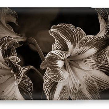 Phone Case - Still. Life. Colorless. Flowers.