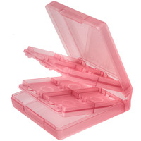 Nintendo 3DS XL - Game Cartrage 16-in-1 - Pink