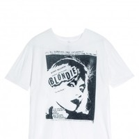 Boutique 1 - R13 - Ivory Blondie T-shirt | Boutique1.com
