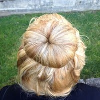 DIY Sock Bun
