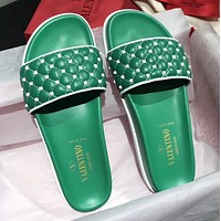 VALENTINO Lady's comfortable and cool slippers