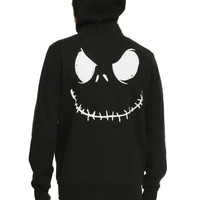 The Nightmare Before Christmas Jack Face Hoodie