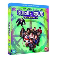 Suicide Squad Extended Cut (Bluray)