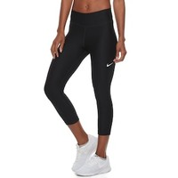Women's Nike Power Victory Training Capri Leggings | null
