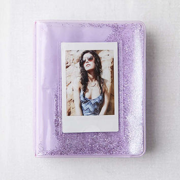 Instax Liquid Glitter Photo Album | Urban Outfitters