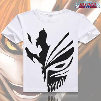 Bleach Short Sleeve Anime T-Shirt V9