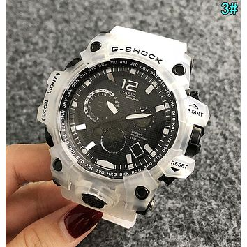 G-SHOCK Fashion Women Men Cool Movement Watch Wristwatch 3#