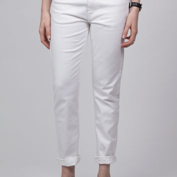Two Jeans White