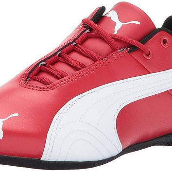 PUMA Kids' Ferrari Future Cat Sneaker