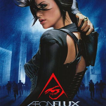Aeon Flux 27x40 Movie Poster (2005)
