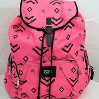 Victoria's Secret PINK Backpack Aztek (Pink)