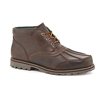 Polo Ralph Lauren Men's Wallsend Chukka Boots - Brown