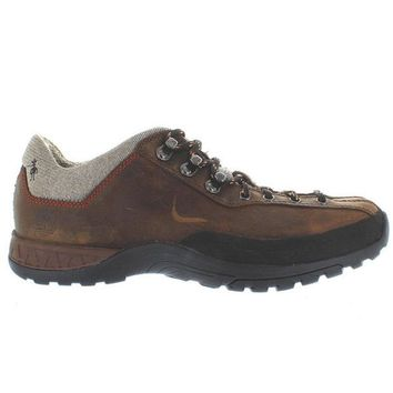 ONETOW Timberland Earthkeepers Front Country Hiker - Dark Brown Leather Hiking Shoe