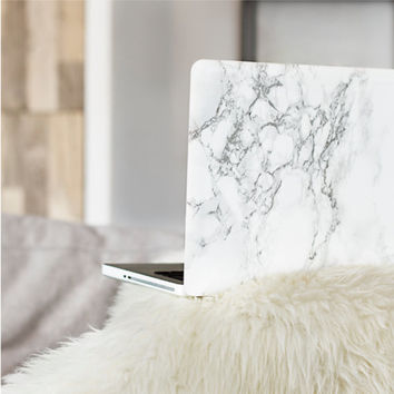 Marble Mac Skin Macbook sticker decal