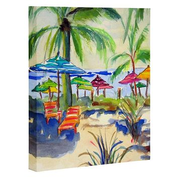 Laura Trevey Caribbean Time Art Canvas