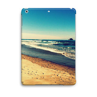 Retro Beach Sea Summer  iPad Case Air, iPad Mini Case