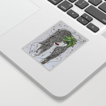 Mother Nature Sticker by meaganharman
