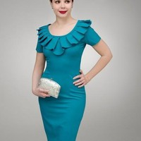 Ivanka Mad Men Party Dress  - Free Custom Sizing