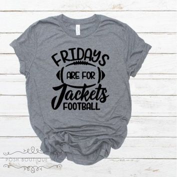 Football Friday Shirt, Jackets Football Shirt, Custom Football Shirts, Boutique Football Shirt, Ladies Football Shirt, Girls Football Shirt