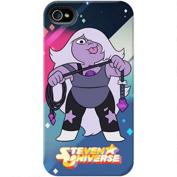 Steven Universe Amethyst Phone Case for iPhone and Galaxy |